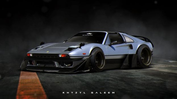 Ferrari 308| Roughed Up by The--Kyza