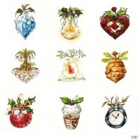 Fruits : Hung by doming92