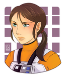 [Commission] - Rebel Pilot by Chyche