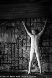 St Andrews Cross by spidercuffs