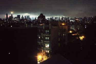 NYC from LES by uxxa