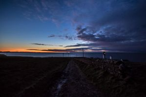 Dunnet Head by whitephotographySCOT
