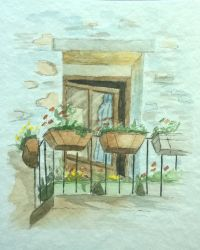 Window Boxes 20170522 by NataBold