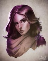 Jessica Jones by AmandaDuarte