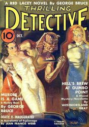 thrilling detective by peterpulp