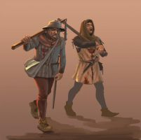 hussites by LeValeur