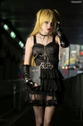 Death Note - Misa Misa in the Streets by SovietMentality