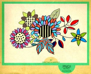floral png by spectacularstyle