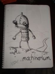 Machinarium by deboralmeida