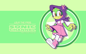 Sonic Channel Lola by sp-rings