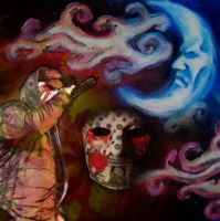 Hollywood Undead - J-Dog by ThyDarkness16