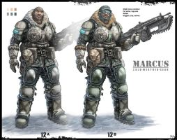 Marcus Winter Alternate by steven6