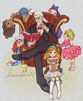 Be My Dad by DreamaDove93