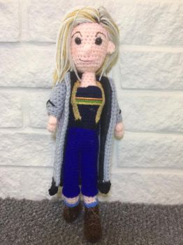 The 13th Doctor by Ulla-Andy