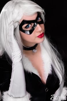 Black Cat - Marvel by Azaak