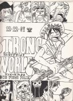 OP Strong World outlined by Marimokun