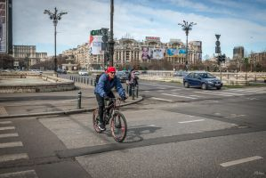 Romania for ever - sport in the city by Rikitza