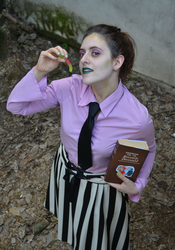 Glamorous Beetlejuice by IllyDragonfly