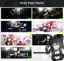 2nd PSD Reference Pack by rausan