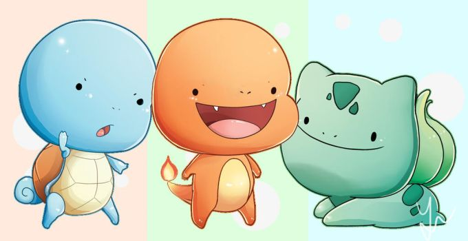 Pick a starter!! by Yuupewpew