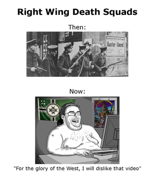 Right Wing Activism, Then Vs. Now by nachtmahr2