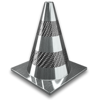 Vlc Metalized Dock Icon by Ettoralk