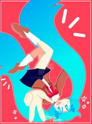 -low on titles, high on miku- by DJTulips