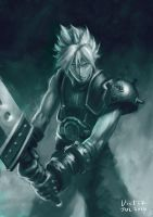 Cloud Fanart by victortienyu