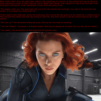 Collector Claims Black Widow by Phantasam114