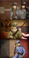 The War to End All Wars [Hetalia] by HeroicPlights