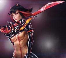 kill la kill high resolution version by bacopulos