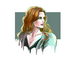 Zelena by TheCecile