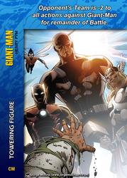 Giant-Man Special - Towering Figure by overpower-3rd