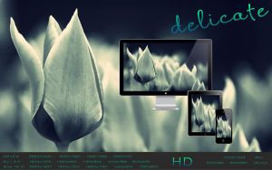 Delicate Wallpaper Pack by arsenio187