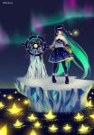 Hatsune Miku Sea of Stars Revise by Hikarisoul2