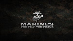 The Few.The Proud.The Marines. by OriginalOutlaw
