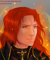 FE:4 -  Arvis [Portrait|Raffle Price] by Loustica