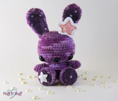 Starry Sweet Bunny by SailorMiniMuffin