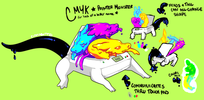 ink ink ink bandwagon by cinnabutt