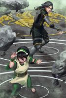 Beifong Sense by Raydiant