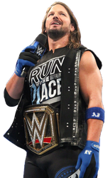 AJ Styles PNG by WWE-WOMENS02