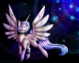 (C) Fly Away.. by Missi-B