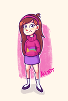 GF | Mabel Pines by Allyett
