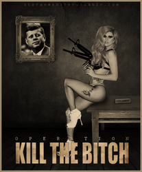 OPERATION: KILL THE BITCH by stefangrujicic