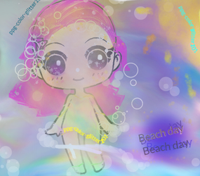 .:Watch- The Summer shower- ppg Oc.: by ppg-color-glitter101