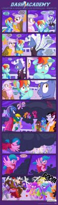 Dash Academy - Starlight Dance Part. 13 by palafox129