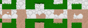 Courtyard ground tileset by JMCarlyle