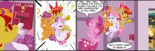 The CMC learning a moral lesson the hard way. by Dunnstar