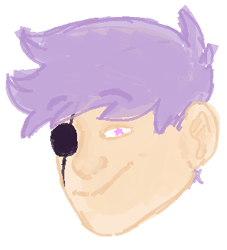 Roxo by cottoncandydeer