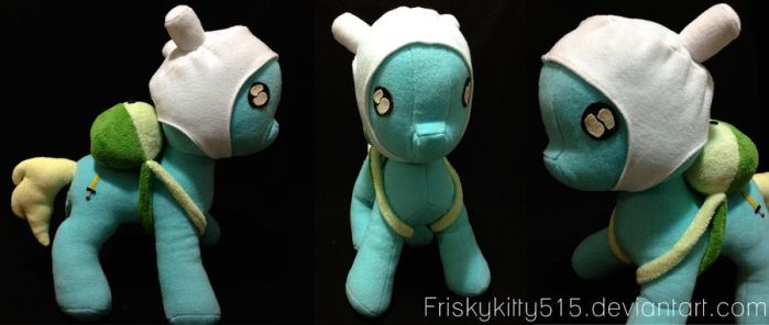 Finn Pony! by friskykitty515